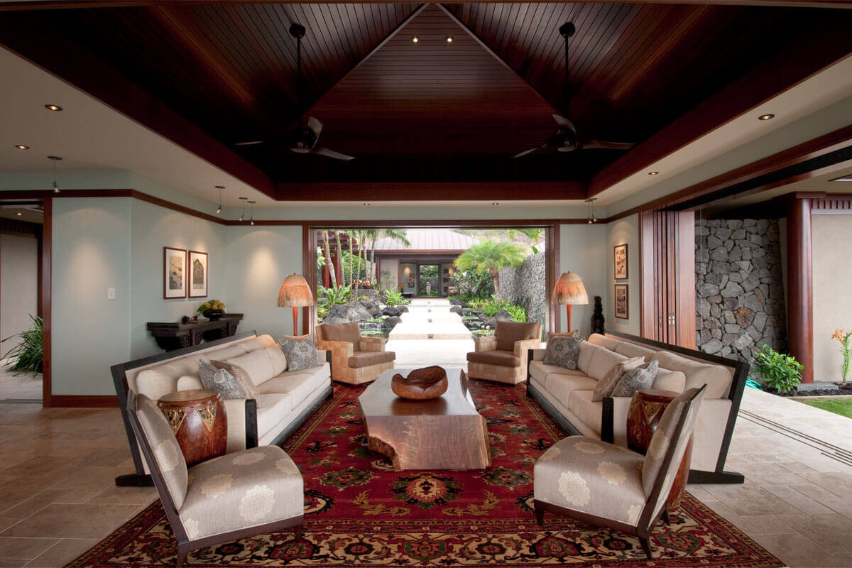 Hokulia Resort Home – <em>2010 ASID Design Award of Merit</em>