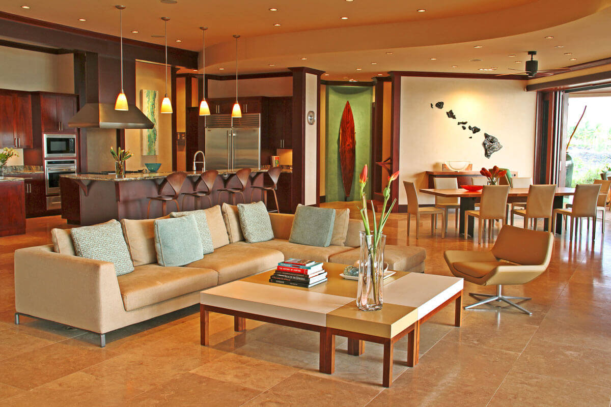 Hawaii Modern Minimalist – <em>2011 ASID Design Award of Merit</em>