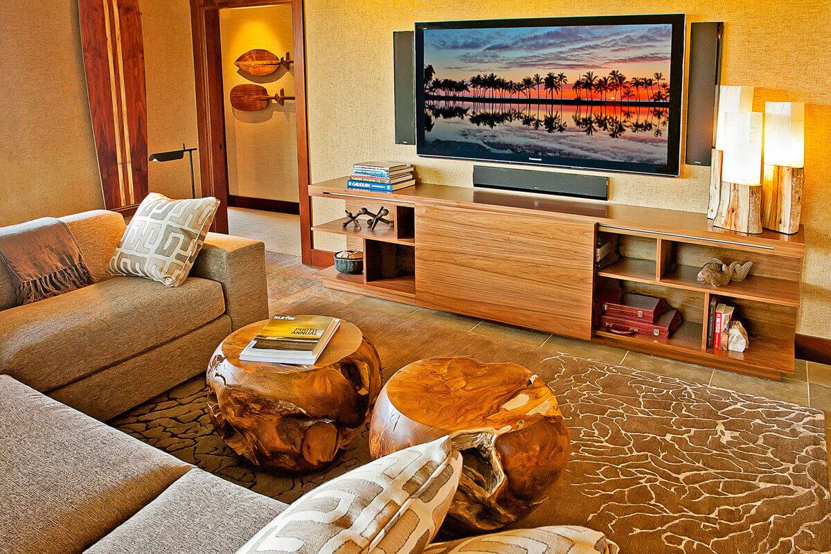 Hualalai Condominium Simply Handsome