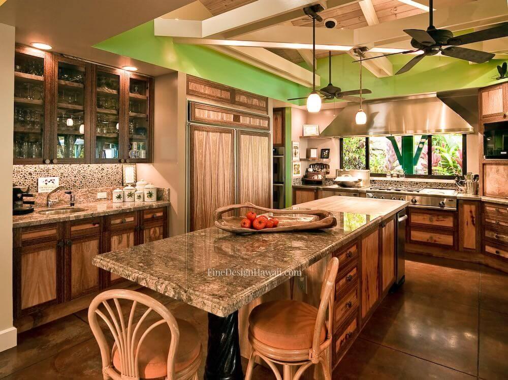 Hawaiian Cottage Style
